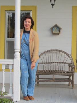 Ann Savoy, Louisiana
