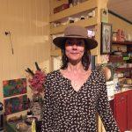 Rachel in a Bush Hat