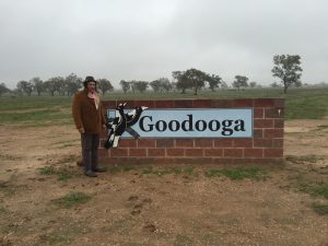 Glenn Skuthorpe in Goodooga