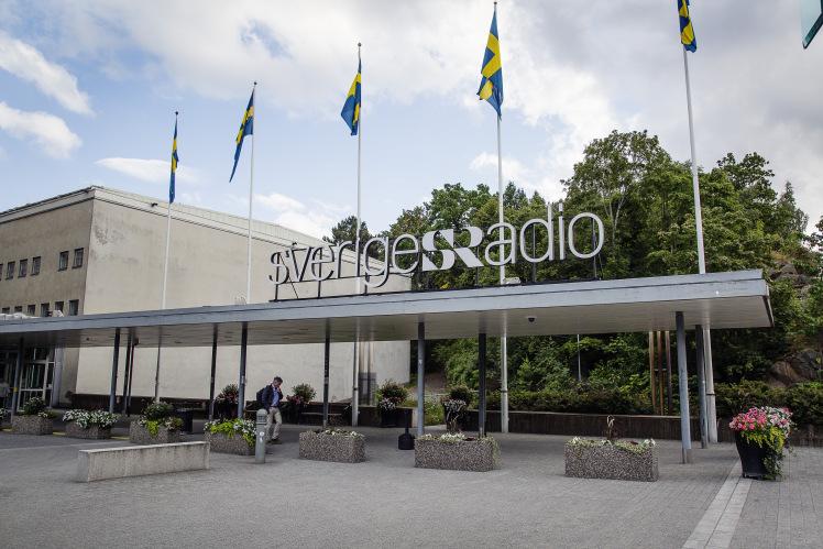 Radiohuset Foto: Martina Holmberg/Sveriges Radio