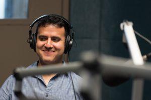 Producer Carlos Salazar